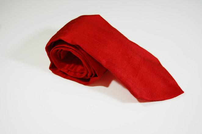 fatto rifatto udine_cravatta rossa